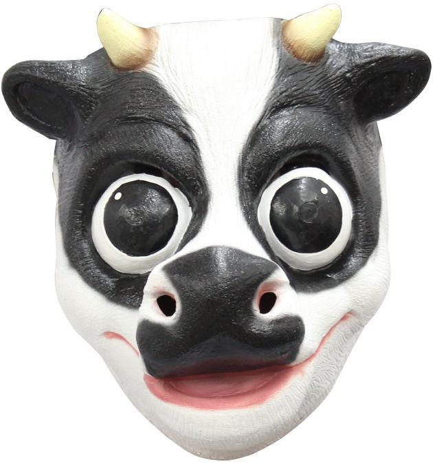 Face Mask - Cow