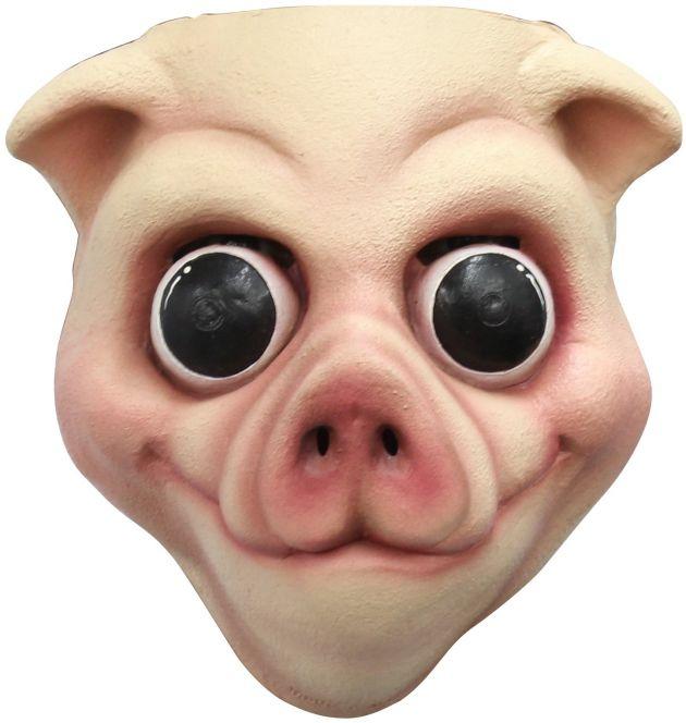 Face Mask - Pig