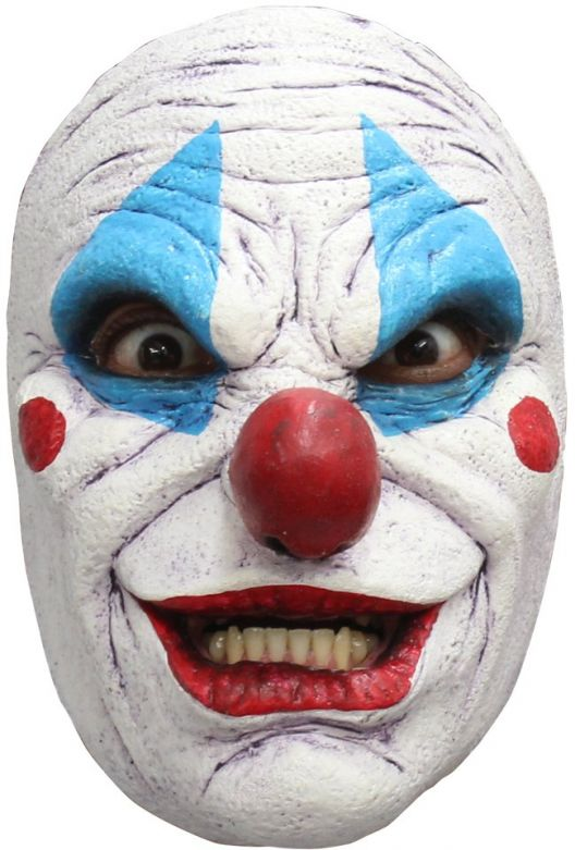 Face Mask - Clown