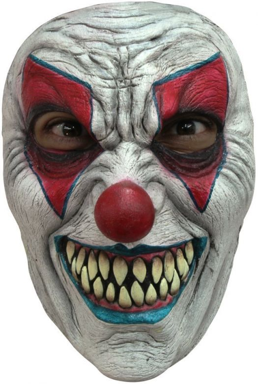 Face Mask - Evil Clown