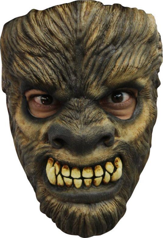 Face Mask - Wolfman