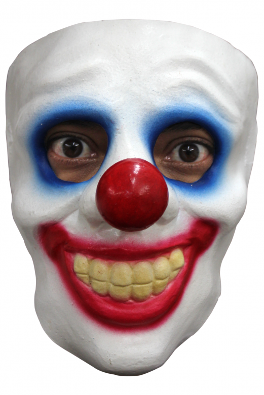 Face Mask - Clowning