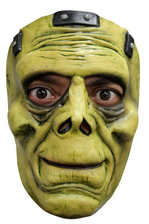 Face Mask - Green Monster