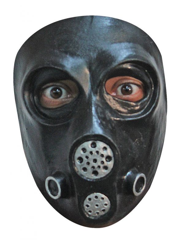 Face Mask - Gas Mask