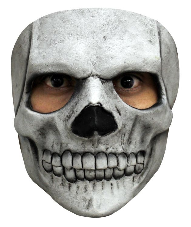 Face Mask - Bones