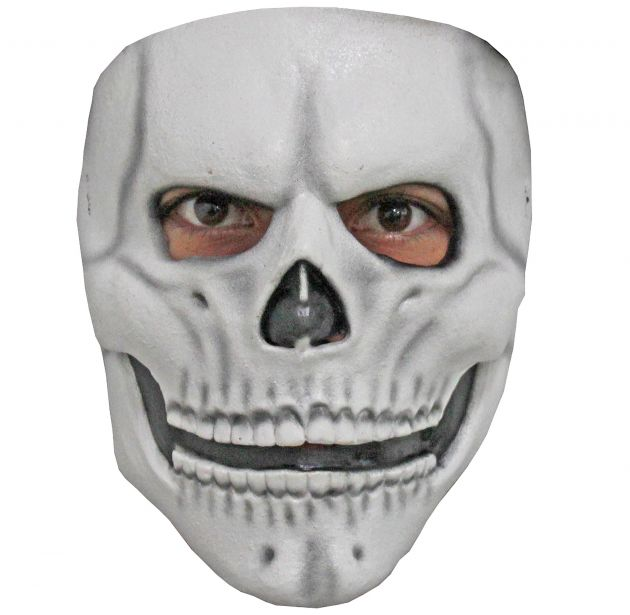 Face Mask - Grinning Skull