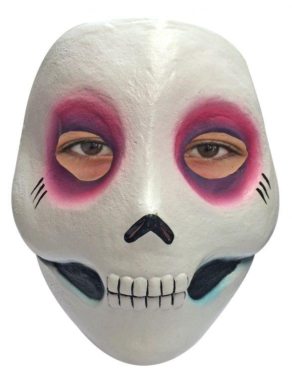 Face Mask - Dama Catrina