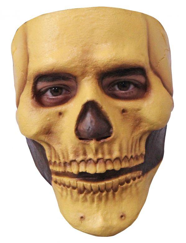 Face Mask - Old Skull