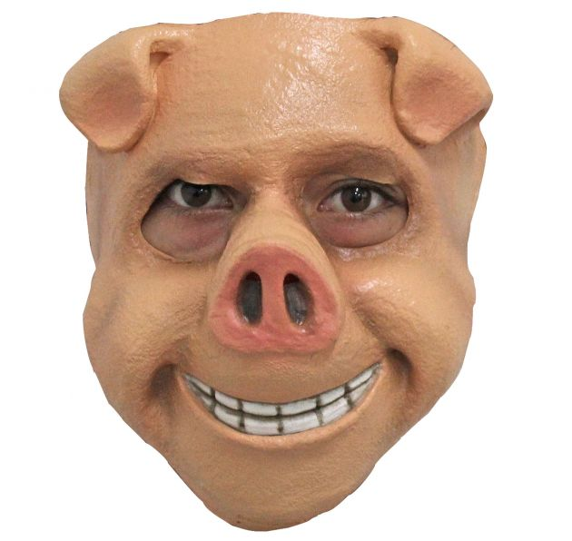 Face Mask - The Pig