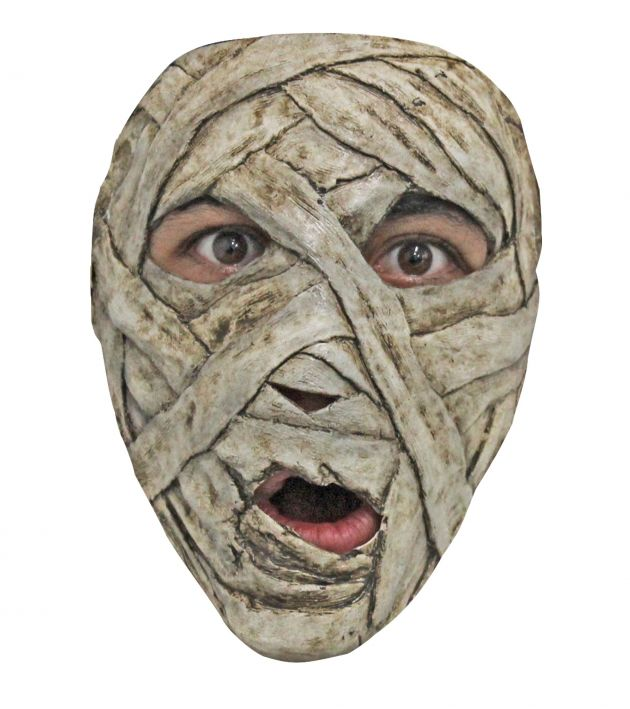 Face Mask - Sand Mummy