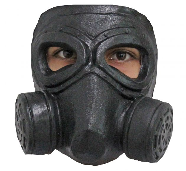 Face Mask - Double Gas Mask
