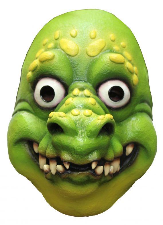 Face Mask - Crocodile