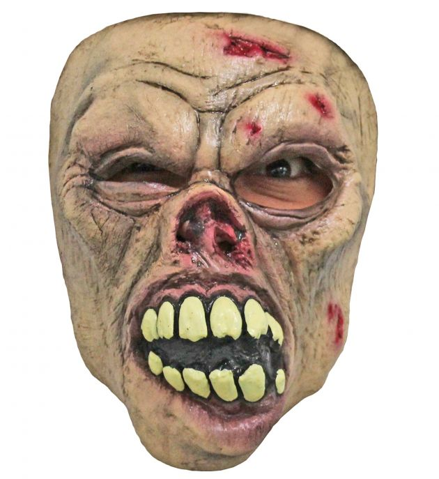 Face Mask - Big mouth Zombie