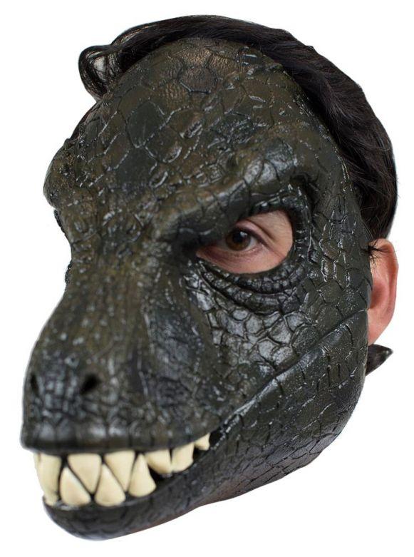 Face Mask - Velociraptor