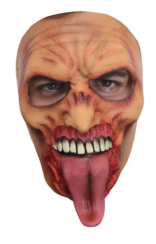 Face Mask - Zombie Tongue