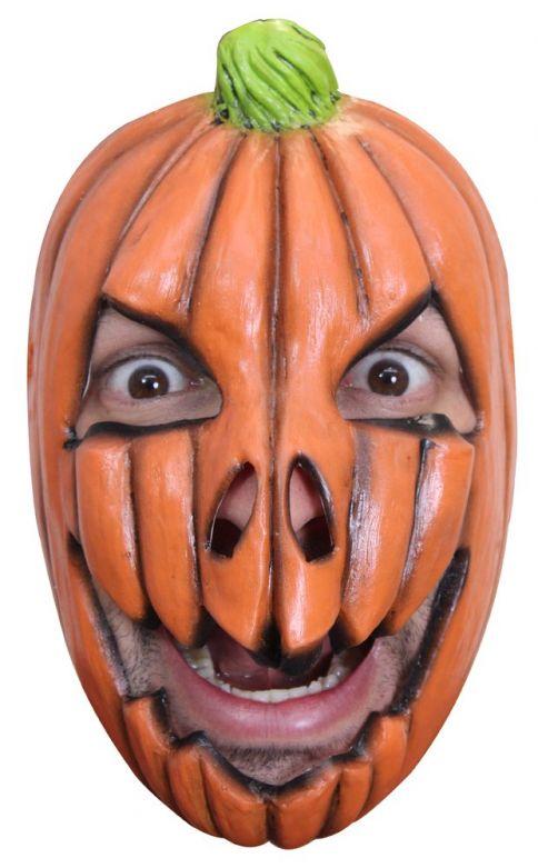 Face Mask - Jack O'lantern