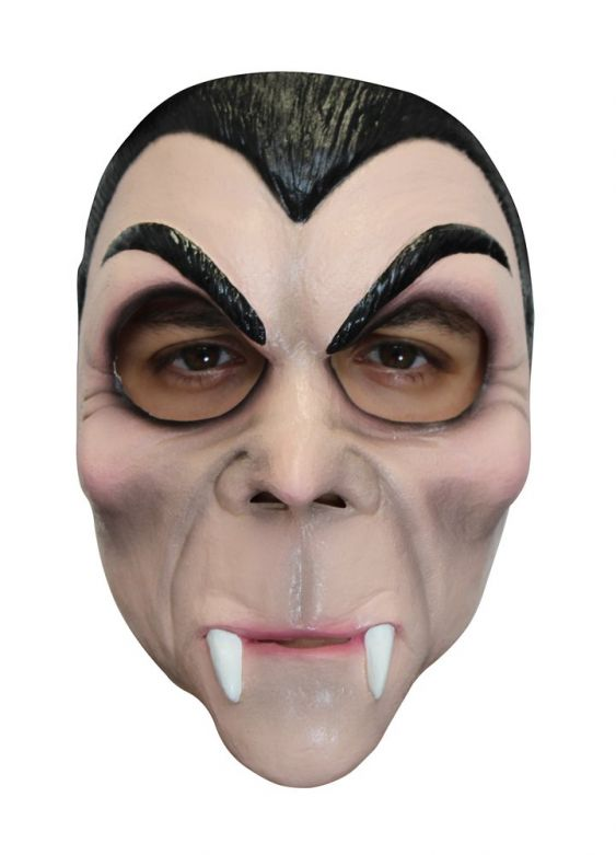 Face Mask - Count Dracula