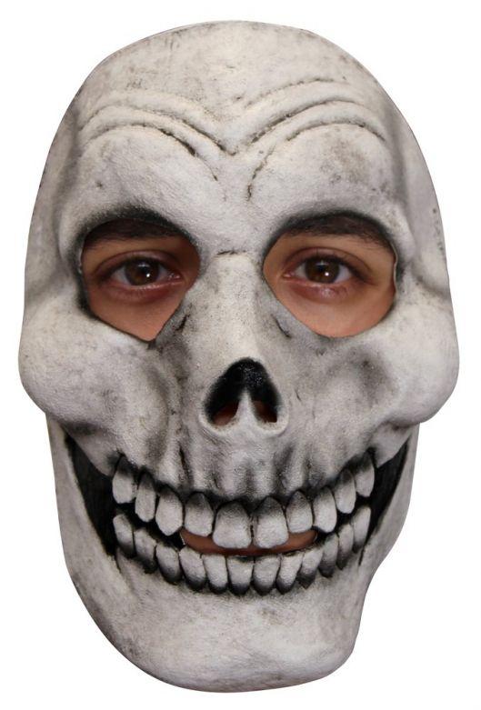Face Mask - Happy Skull