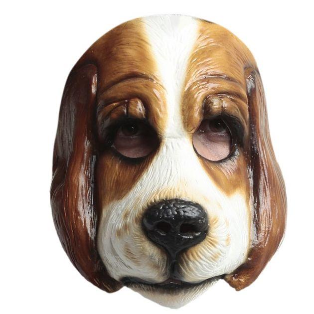 Face Mask - Basset Hound