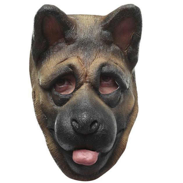 Face Mask - German Shepherd