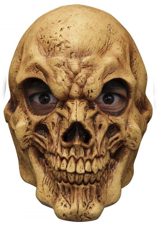 Headmask - Skull Tan 4