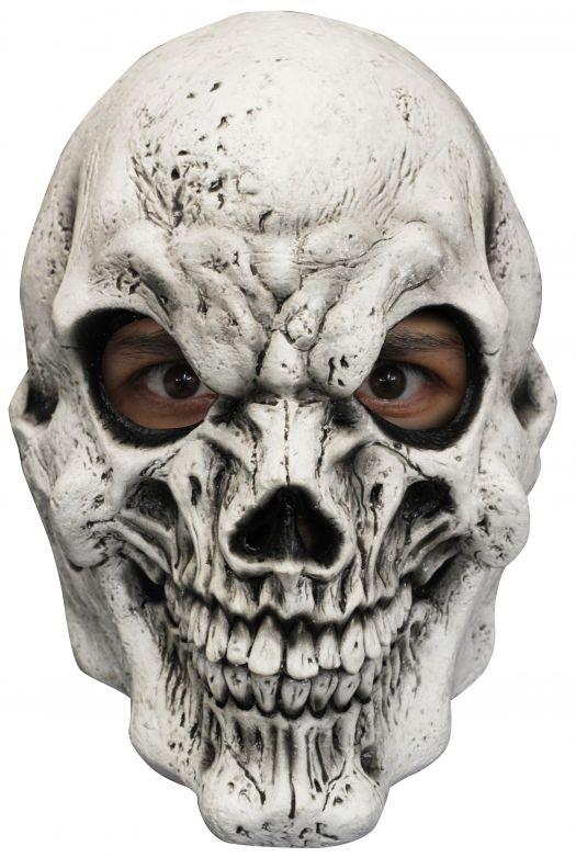 Headmask - Skull White 4
