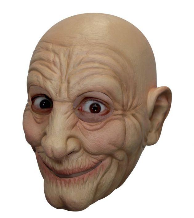Headmask - Funny Oldman