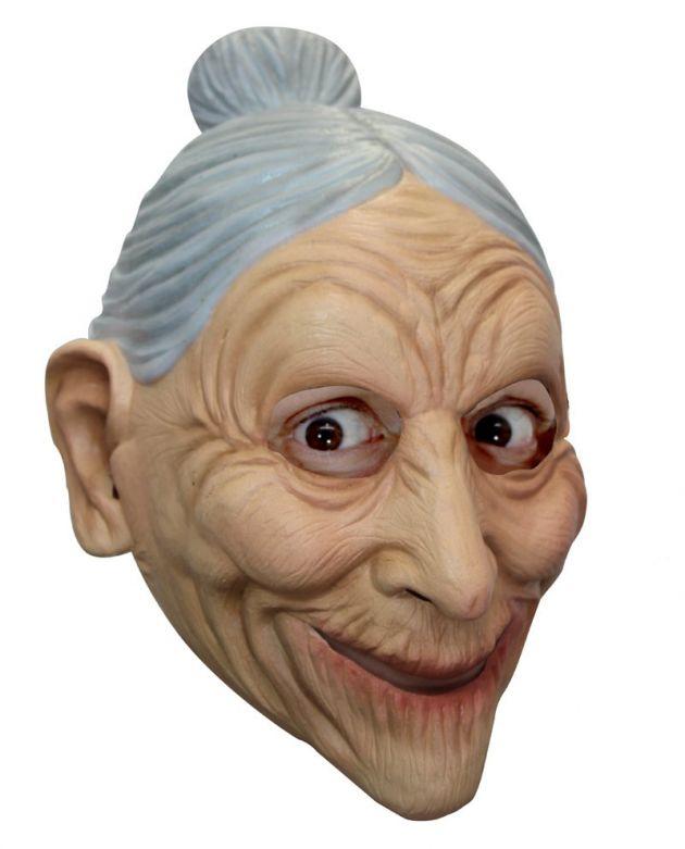 Headmask - Funny Oldwoman