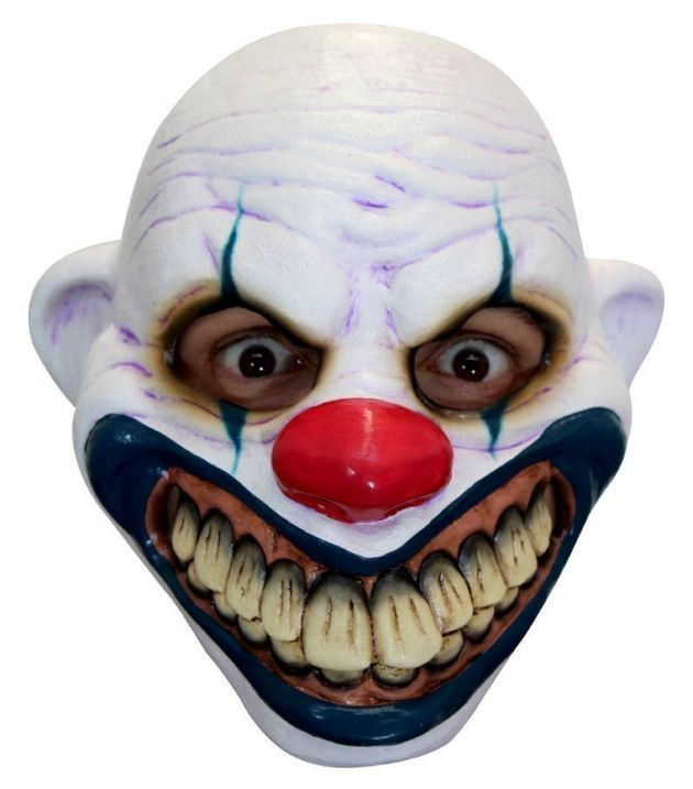 Headmask - Big Mouth Clown