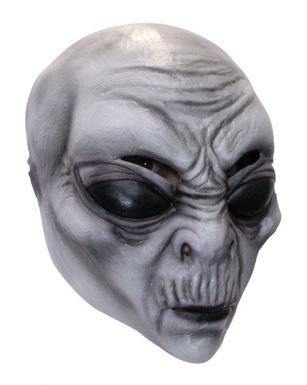 Headmask - Alien Gray