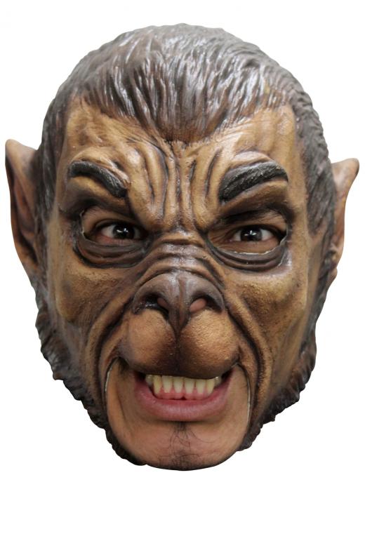 Chinless Mask - Teen Wolf