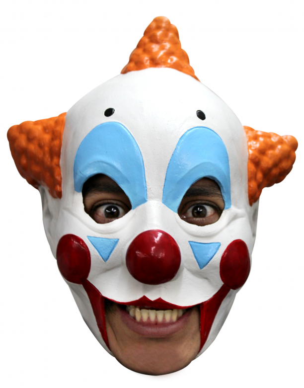 Chinless Mask - Chuckle Clown