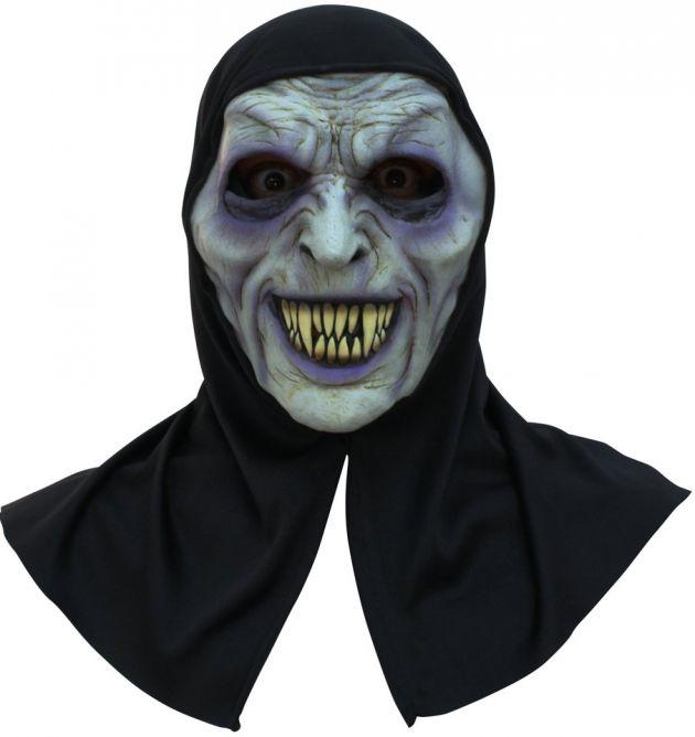Gezichtsmasker met capuchon Ghoul / One-size