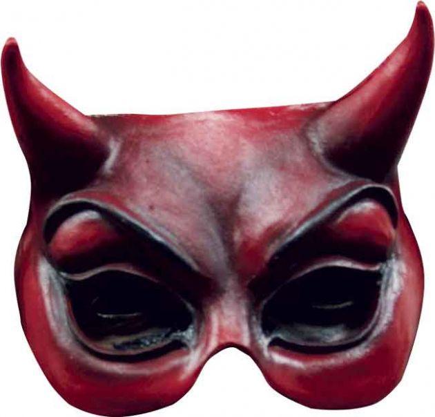 Half Mask - Face Evil