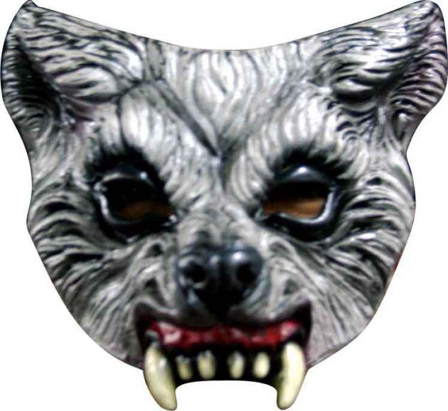 Half Mask - Wolf