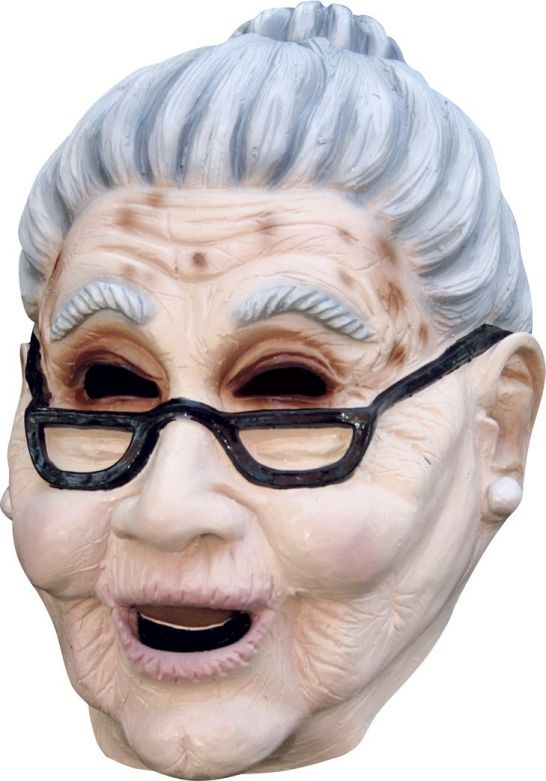 Headmask - Grandma