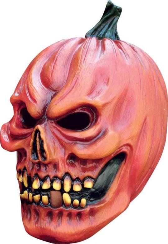 Volledig Hoofdmasker - Pumpkin Mask / One-size