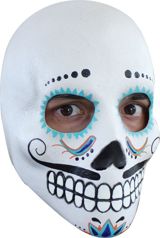 Headmask - Day of the Dead: Catrin Deluxe