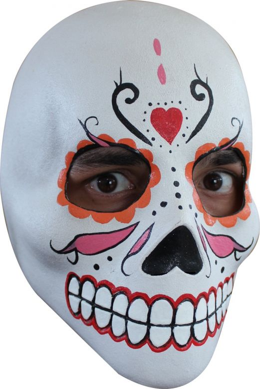 Headmask - Day of the Dead: Catrina Deluxe