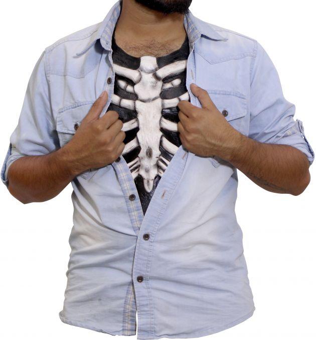 Chest - Skull Chest - latex