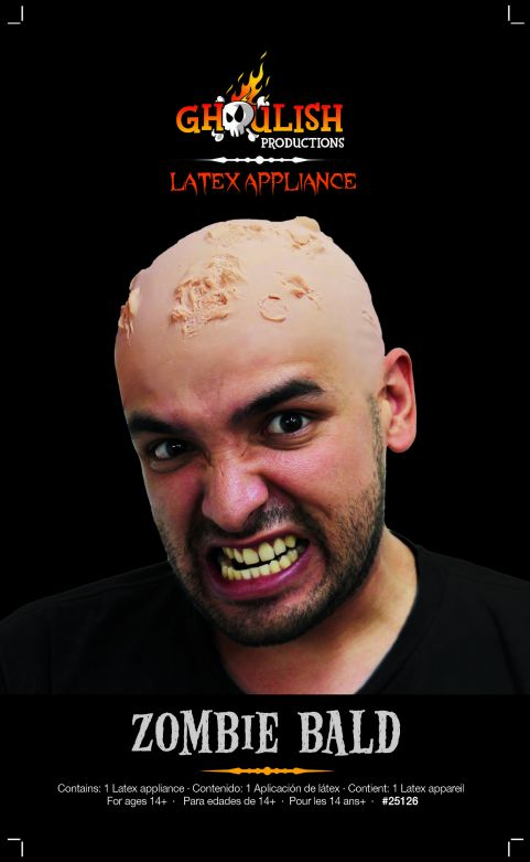 Appliance - Zombie Bald
