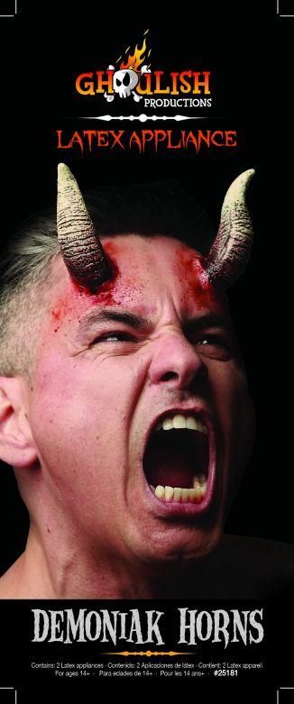 Appliance - Demoniak Horns