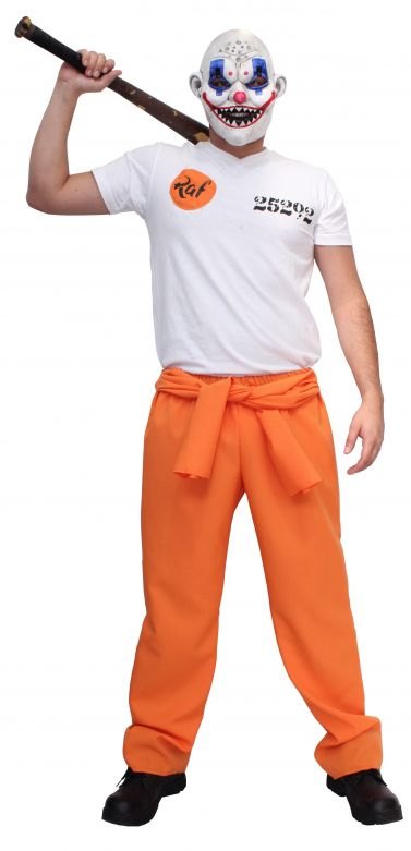 Headmask with Pants&T-shirt - Raf - One-Size