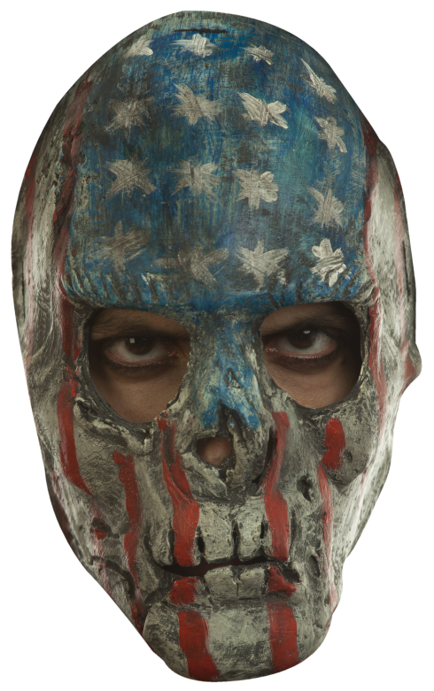 Headmask - Scary Patriot
