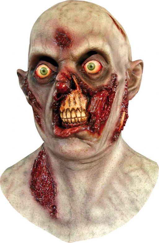 Volledig Hoofdmasker - Zombie Gutarg / One-size