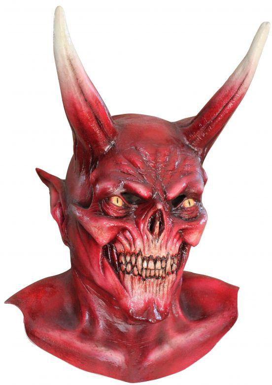 Headmask - The Red Devil