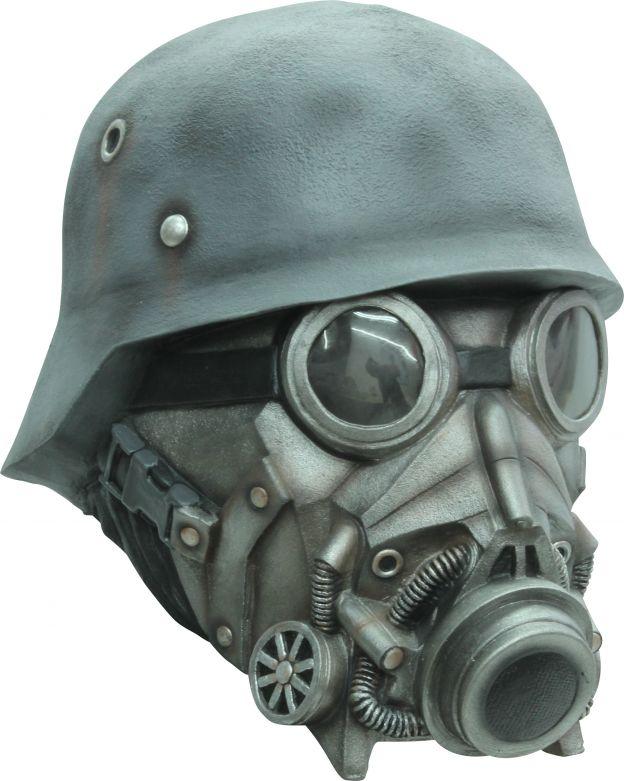 Headmask - Mark Chemical Warfare