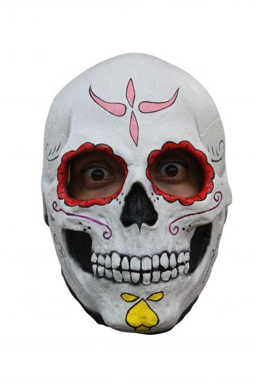 Headmask - Catrina Skull