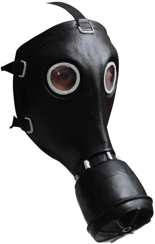 Face Mask - GP-5 Gas Mask Black