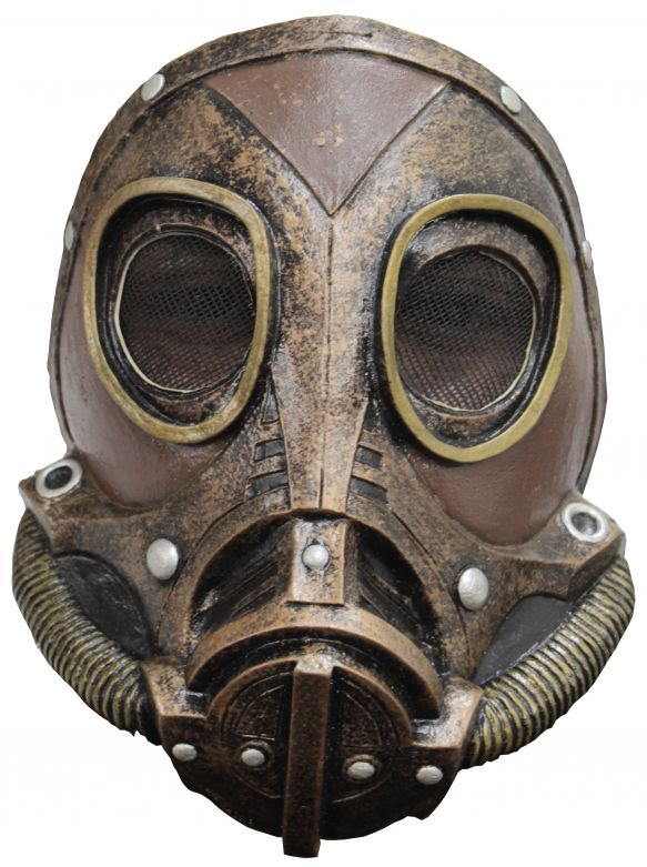 Face Mask - M3A1 Steampunk